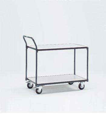 ESD tafelwagens met 2 of 3 etages