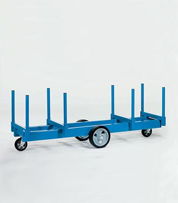 Langmateriaal wagens