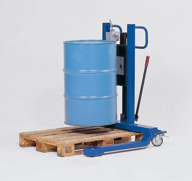 Vatenhandling: vatengrijpers en vatenkantelaars