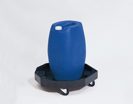 G. Vatentransporter van polyethyleen