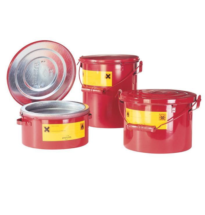 D. onderdelenreiniger - staal/roestvast staal