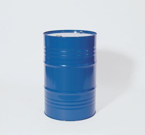 A. Stalen vaten, 60 en 200 liter