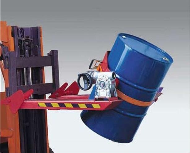P. Handmatige vatenkieper voor op de heftruck; PRO Serie, type 2000-27