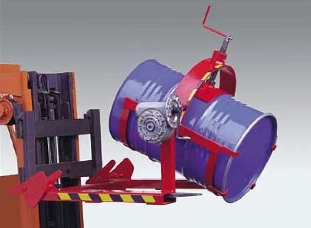 Q. Handmatige vatenkieper voor op de heftruck, PRO Serie, type 2000-28