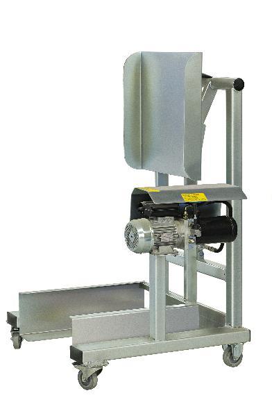 Elektrische hydraulische hefkantelinstallatie