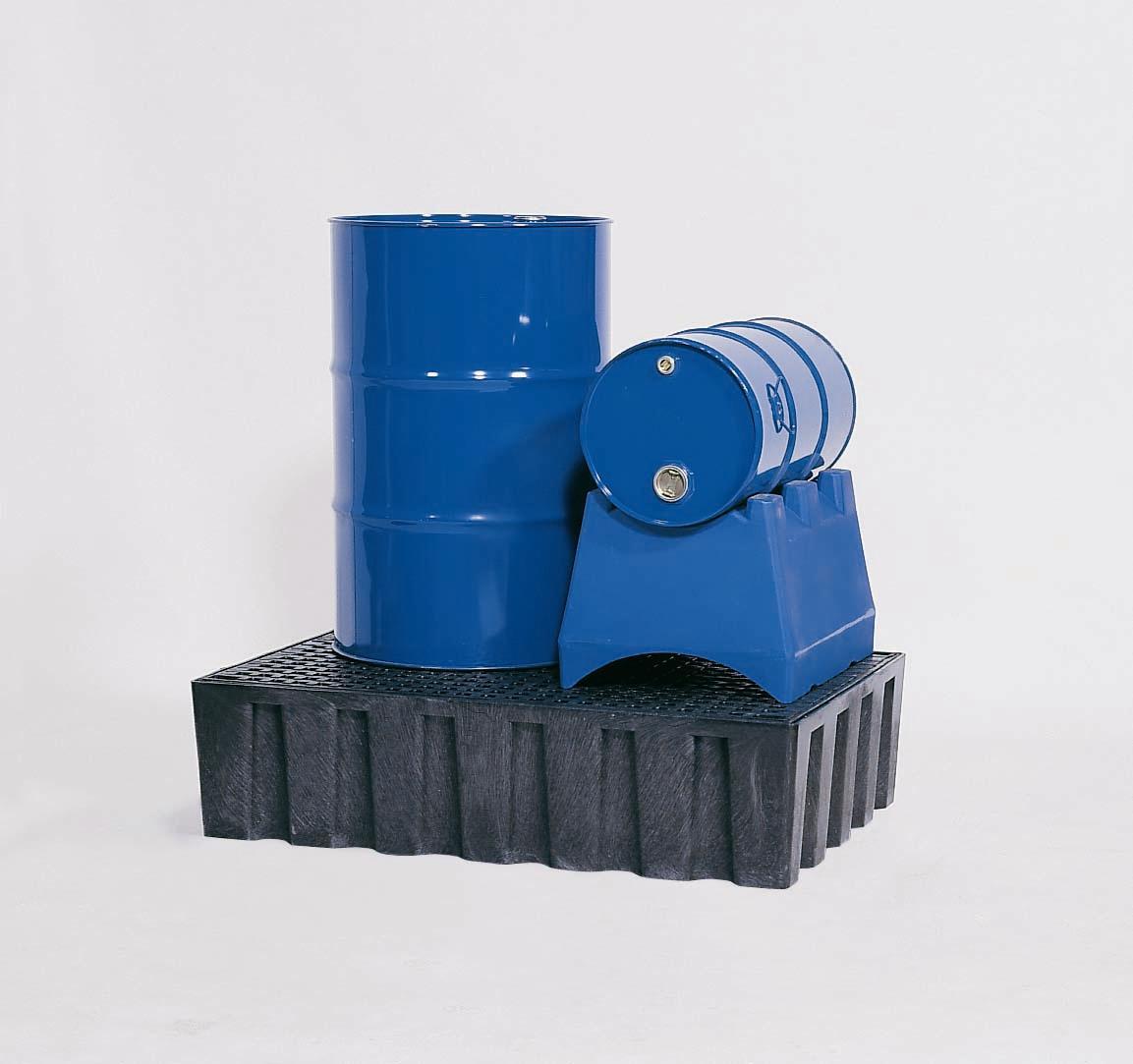 Opvangbakken van polyethyleen