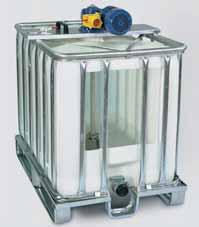 6. Elektrisch aangedreven containerroerwerken