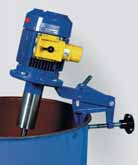 5. Roerwerk SPR 4 voor open vaten