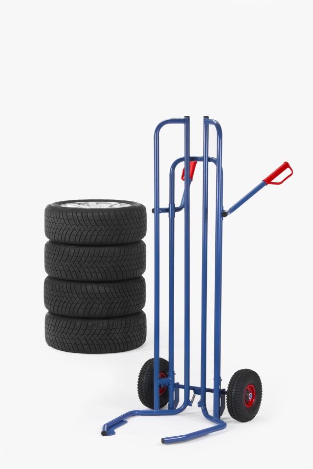 Steek- vaten- en bandenwagens