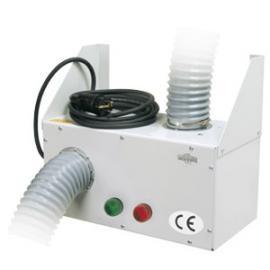 Stekkerklare ventilatie-unit HF.EA.15575 voor wandmontage met flowbewaking.