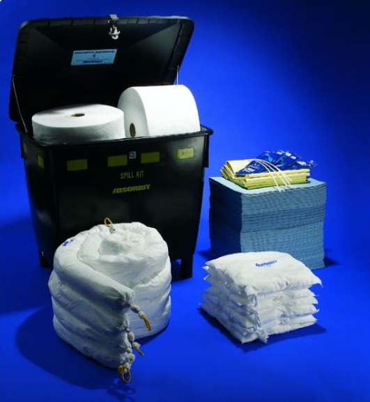 Absorbit. - Pollution Containers 300 liter