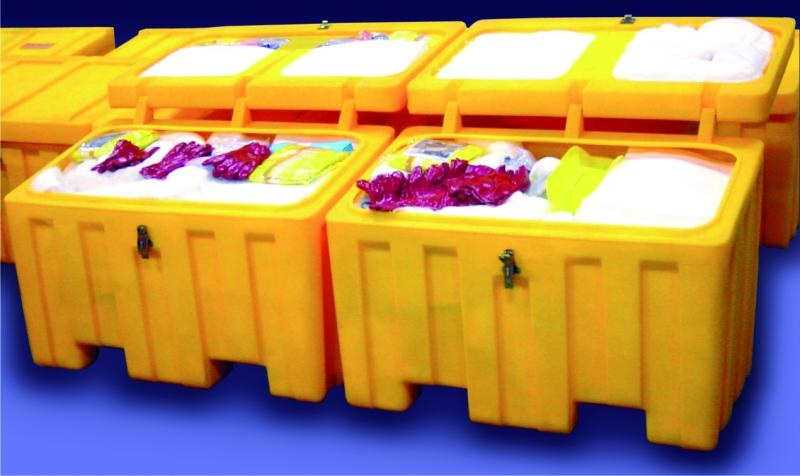 Absorbit. OPA Spill Containers