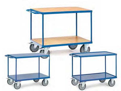 Fetra zware tafelwagen 2400