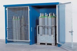 BGU 33.15 Brandwerende gasflessencontainer