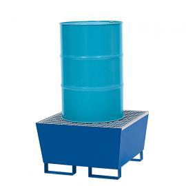 Opvangbak voor 1 vat van 200 liter